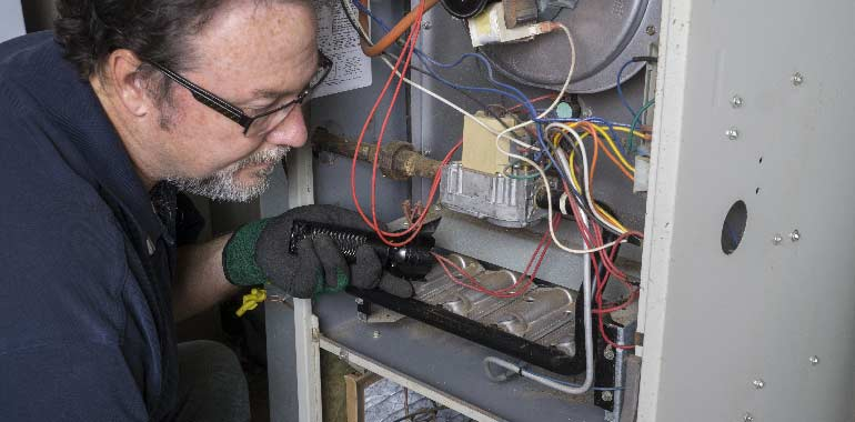 heater installation and replacement services