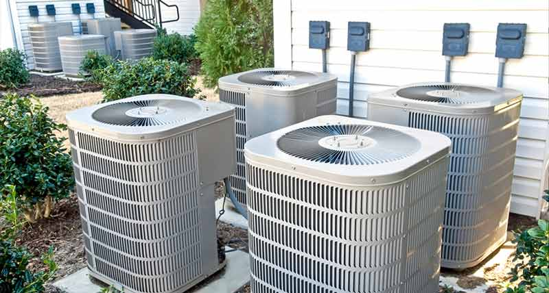 commercial heating and air conditioner services