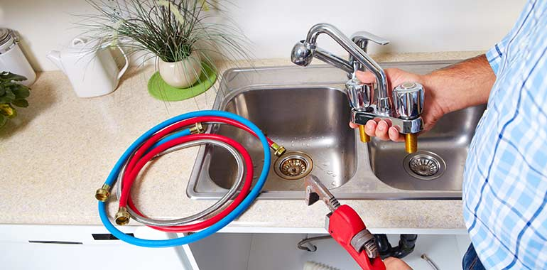 plumbing repair services in Queems, NY