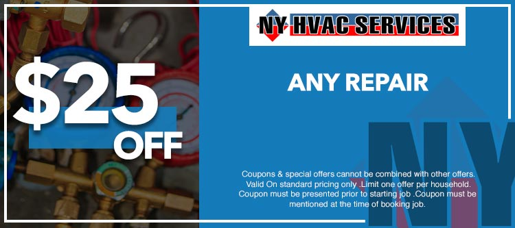 discount on any repair in Manhattan, NY