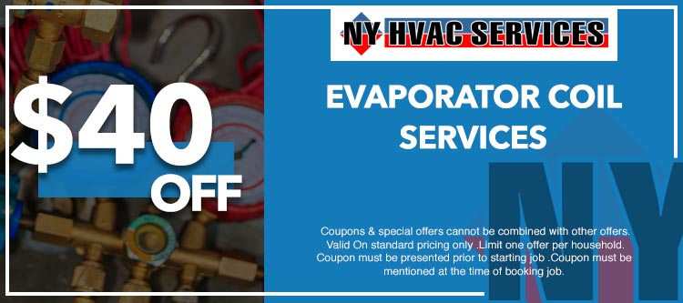 discount on coil services in Manhattan, NY