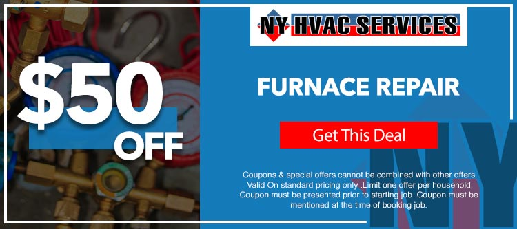 discount on furnace repair in Brooklyn, NY